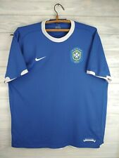 Brazil Brasil jersey 2XL 2006 2008 away shirt soccer football Adidas