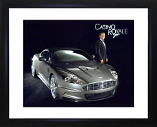 Daniel Craig  Framed Photo CP1030