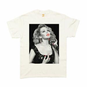 Kylie Minogue T-shirt S-XXL