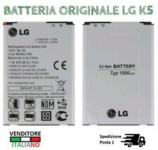 Batteria Originale per LG K5 X220 battery dual sim 1900 mAh battery ricambio k 5