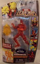 """Hasbro Marvel Legends """"Nemesis"""" BAF Series - Walmart Daredevil Red Variant (MOC)"""