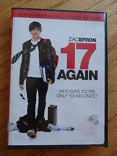 17 Again - Zac Efron DVD