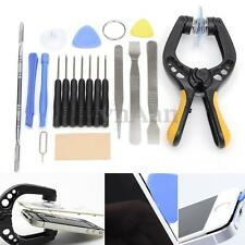 19in1 Phone LCD Screen Opening Tool Plier Suction Cup Pry Spudger Repair Kit Set
