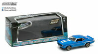 Fast & Furious - 1969 Chevrolet Yenko Camaro,Scale 1:43 by Greenlight