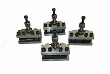 RDGTOOLS X4 MYFORD T37 QUICKCHANGE TOOLPOST HOLDER FITS MYFORD LATHE SUPER 7 ML7