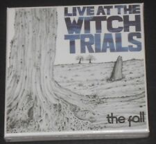 THE FALL live at the witch trials UK 3-CD BOX SET new sealed REMASTERED REISSUE