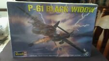 2009 Revell 1/48 Scale P-61 Black Widow Airplane Kit MISB