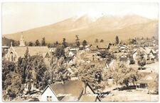 Real Photo Postcard San Francisco Peaks in Flagstaff, Arizona~105098