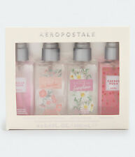 aeropostale womens fragrance mist 4-piece gift set