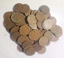 S Tome E Principe 20 centavos 1962 wholesale dealer 18mm bronze Coins lot 100PCS