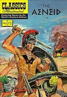 Classics Illustrated 72 : The Aeneid, Paperback by Virgil, Like New Used, Fre...