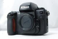 Nikon F100 35mm SLR Film Camera Body Only  SN2066486