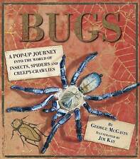 Bugs: A Pop-up Journey into the World of Insects, Spiders and-ExLibrary