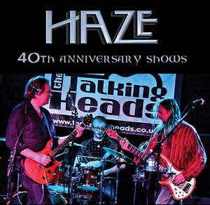 Haze 40th anniversary double CD