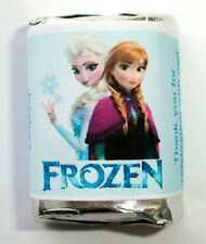 120 DISNEY FROZEN ANNA AND ELSA CANDY WRAPPERS LABELS FAVORS