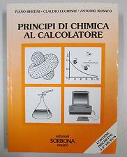 Bertini Luchinat Rosato PRINCIPI DI CHIMICA AL CALCOLATORE Sorbona 1995 Milano