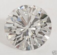 2 ct GIA D color internally flawless clarity natural loose round cut diamond