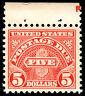 momen: US Stamps #J78 Mint OG NH XF Jumbo