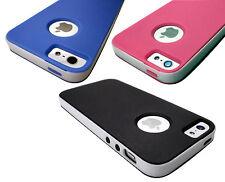New Apple iPhone 5 Bumper TPU Gel Skin Case Cover Hybrid iPhone5 i Phone5 Phone