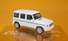 Herpa 420280 Mercedes-Benz G-Modell C463 polarweiß 1 87