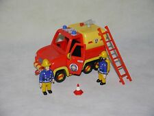 Fireman Sam _ Venus with 2 figures and accessories _