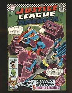 Justice League of America # 52 Fine+ Cond.