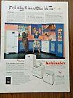 1945 Kitchen Appliances Ad  Freezer Range Refrigertor