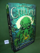 PAULA GURAN (Ed.) THE MAMMOTH BOOK OF CTHULHU FIRST PAPERBACK ED NEW AND UNREAD