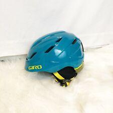 Giro Youth Helmet Size Small Turquoise