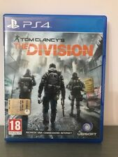 TOM CLANCY'S THE DIVISION  Ps4 Usato