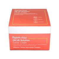 [FARM STAY] DR-V8 Solution Caviar Cream - 50ml / Free Gift