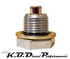 Magnetic Drain Plug 1994-2010 7.3l 6.0l 6.4l Ford Powerstroke F250 F350 F450