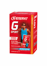 Enervit - G Sport Orange - 10 Umschläge von 15g - Scad. 21/05/21 - 90845