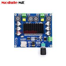 Bluetooth 5.0 TDA7498 Digital Amplifier Board 2x100W Dual Stereo AMP TF XH-A105