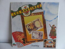 LOS MARTINEZ Yesterday ( BEATLES ) 30070 dino