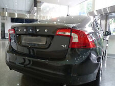 Painted Process Trunk Spoiler for Volvo NEW S60 T4 T5 R Type 2010-2014