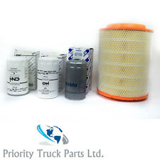 Genuine Iveco Eurocargo Filter Service Kit - Oil, Fuel, Air, Pre Fuel Filters