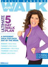 Leslie Sansone: Ultimate 5 Day Walk Plan [New DVD]