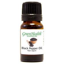 10 ml Black Pepper Essential Oil (100% Pure & Natural) - GreenHealth