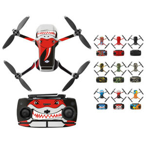 Compatible with   Mini RC  Decoration Waterproof Decal Skin H8C4