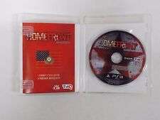 PlayStation3 -- HOMEFRONT -- PS3. JAPAN GAME. Works fully!! 57654