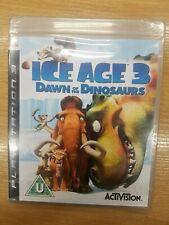 Sony PLAYSTATION 3 PS3 Ice Age Amanecer De Dinosaurios Juego Nuevo Precintado GB