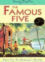 Five Go To Demon's Rocks: Book 19 (Famous Five),Enid Blyton- 9780340681244