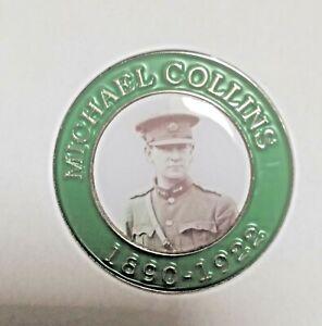 MICHAEL COLLINS BADGE in uniform 1922