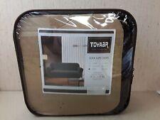 Toyabr Brown Sofa Slipcover New