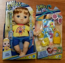 Hasbro Baby Alive Littles Astrid Doll & Little Styles Outfit *NIP* Ages 3+