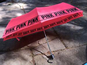 Victoria's Secret PINK Foldable Compact Umbrella