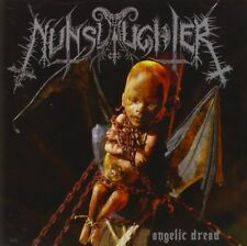 NUNSLAUGHTER - Angelic Dread  Gatefold Double LP  German Flag Vinyl Version