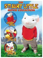Stuart Little Movie Collection: Stuart Little/Stuart Little 2/St (2008, DVD NEW)