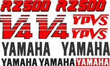 RZ 500 Decal Kit